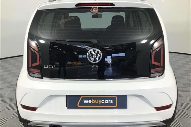 VW up! cross up! 5-door 1.0 2018