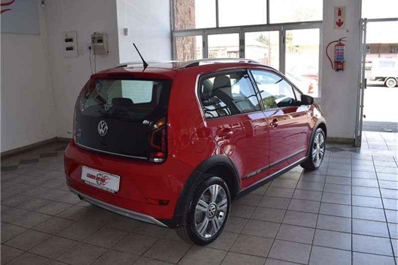 2018 VW up! cross up! 5-door 1.0