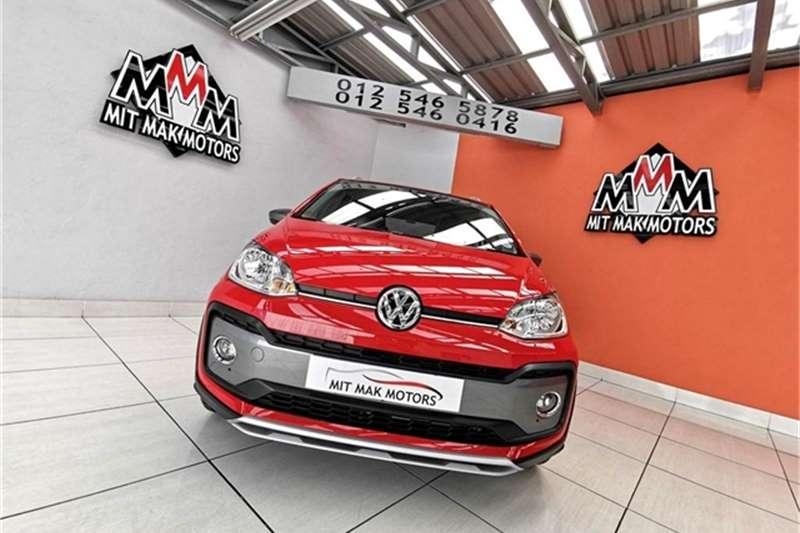 VW up! cross up! 5-door 1.0 2020