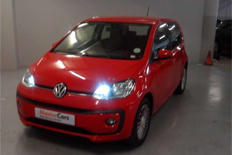 2018 VW up! move  5 door 1.0