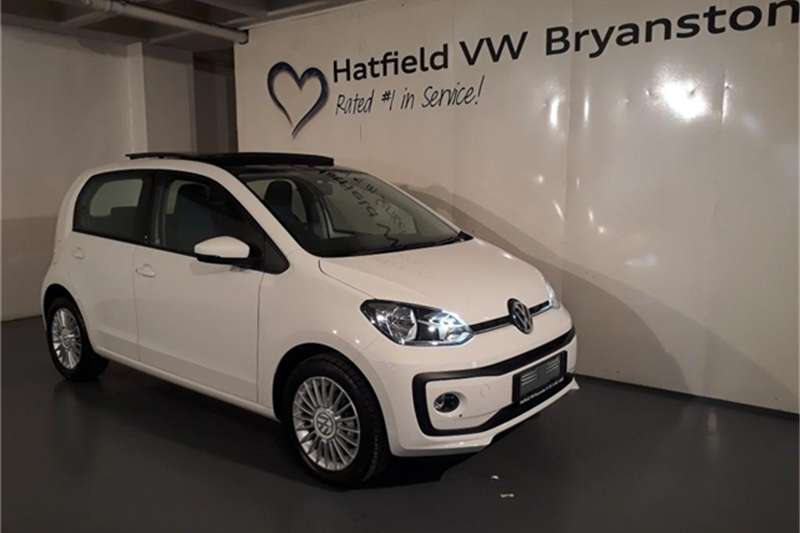 2019 VW up! move  5 door 1.0