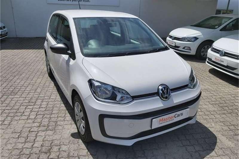 2017 VW up! take  5 door 1.0
