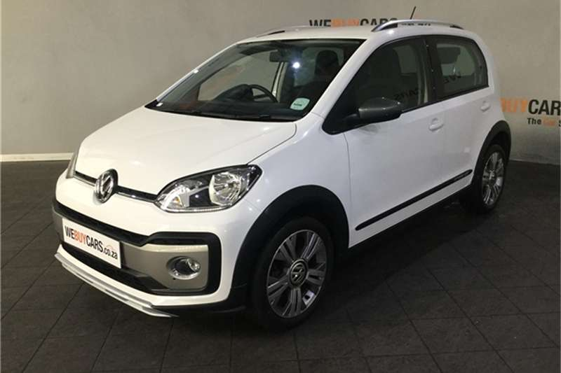 2017 VW up! cross  5 door 1.0