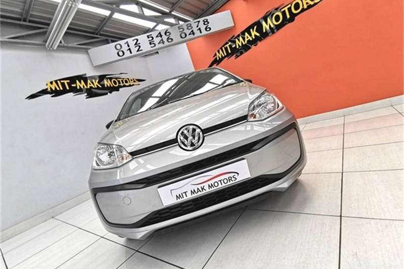2018 VW up! take  5 door 1.0