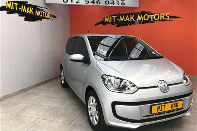 2016 VW up! move  5 door 1.0