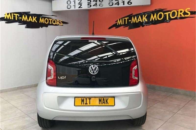 2016 VW up! move  5 door 1.0
