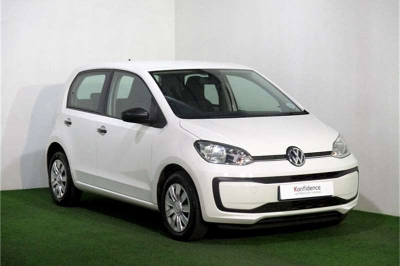 2018 VW up! take  5 door 1.0