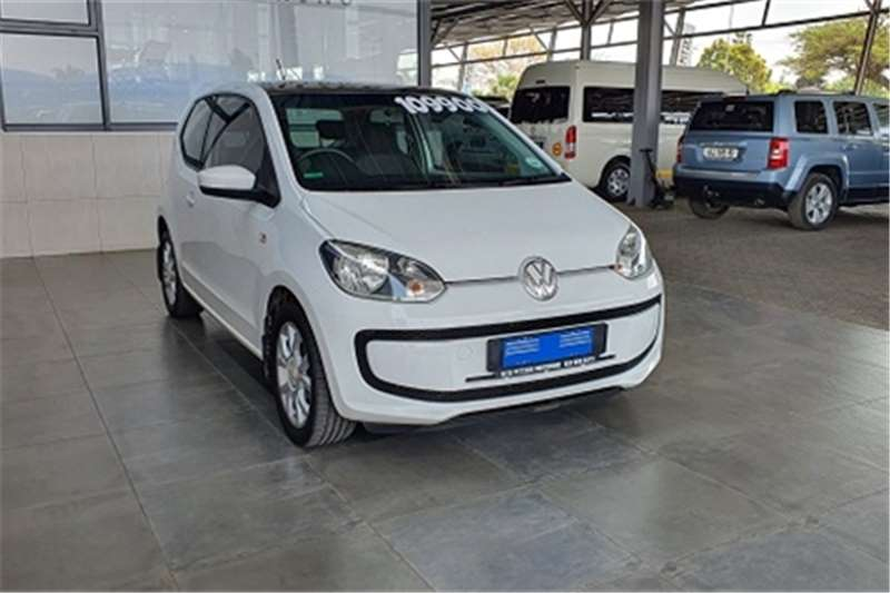 2015 VW up! Move  1.0