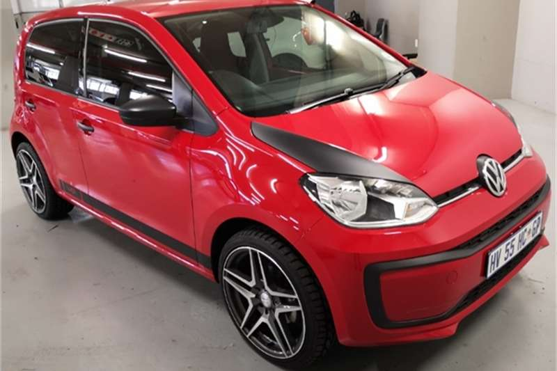 VW Up! Move  1.0 2019