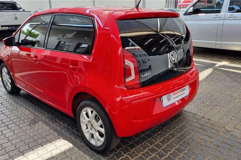 Used 2016 VW Up! move  5 door 1.0
