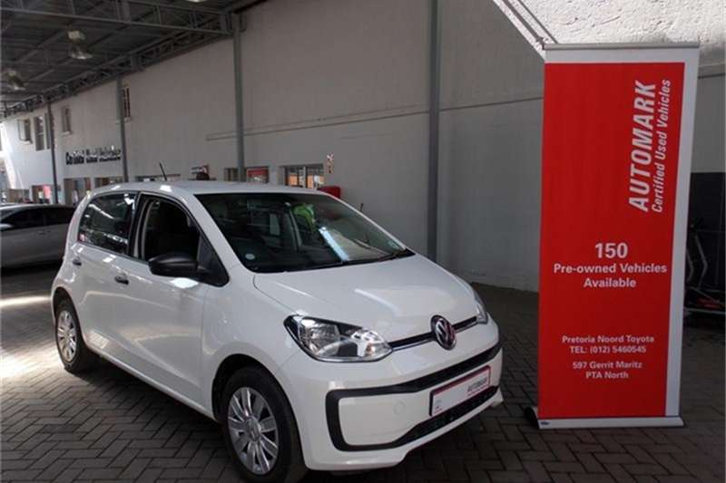 VW Up! move  5 door 1.0 2017