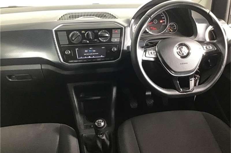 VW Up! move  5 door 1.0 2017