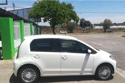 Used 2017 VW Up! move  5 door 1.0