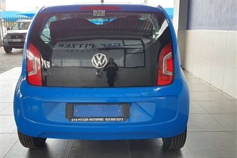 2016 VW up! Move up! 1.0