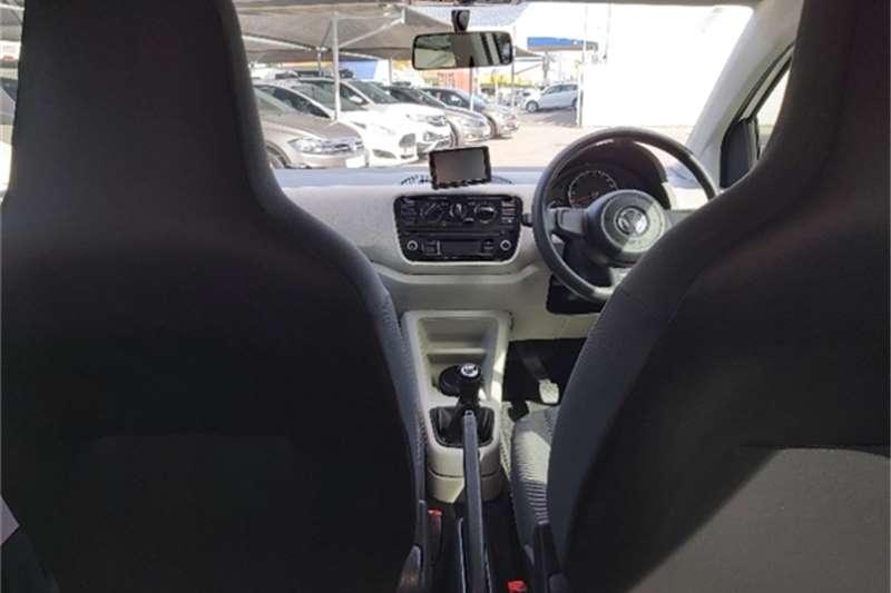 VW up! move up! 5-door 1.0 2016