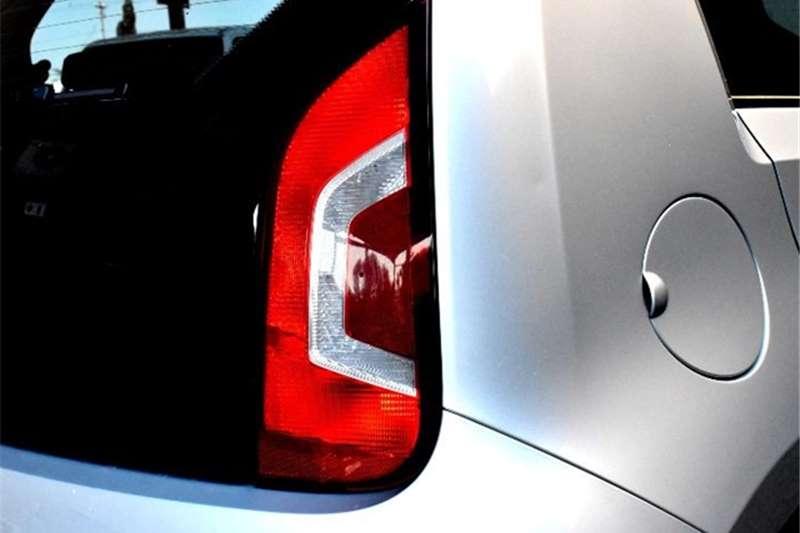 2016 VW up! move up! 5-door 1.0