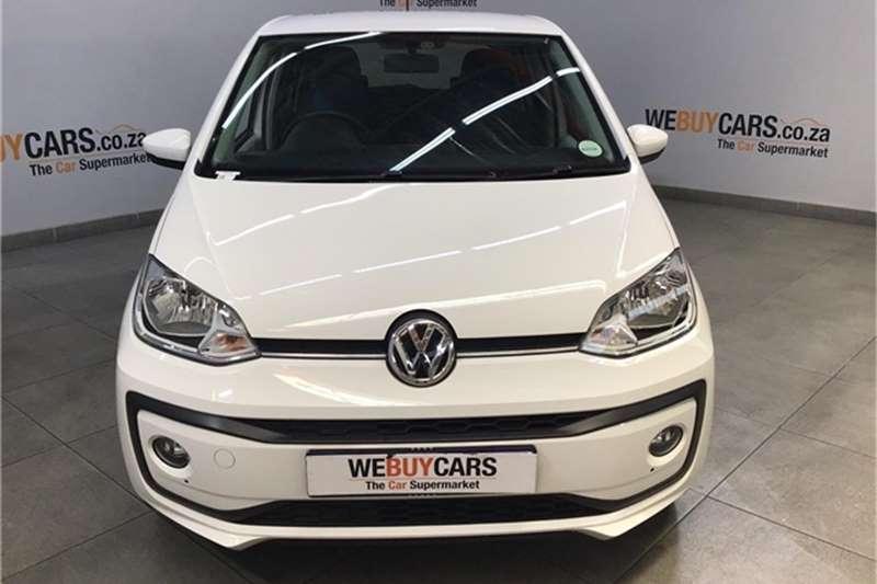 VW up! move up! 5-door 1.0 2017