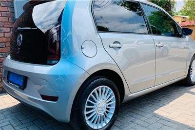 2017 VW up! move up! 5-door 1.0