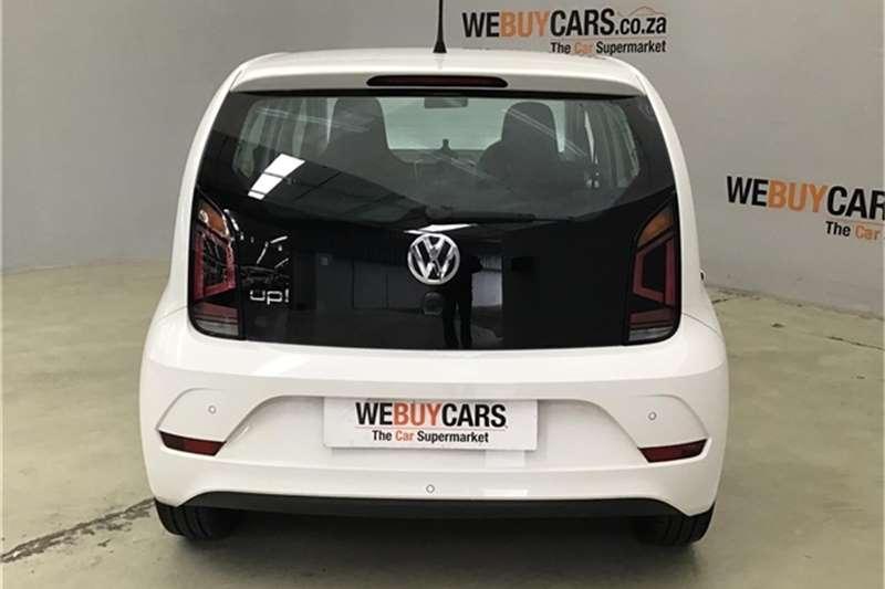 VW up! move up! 5-door 1.0 2018