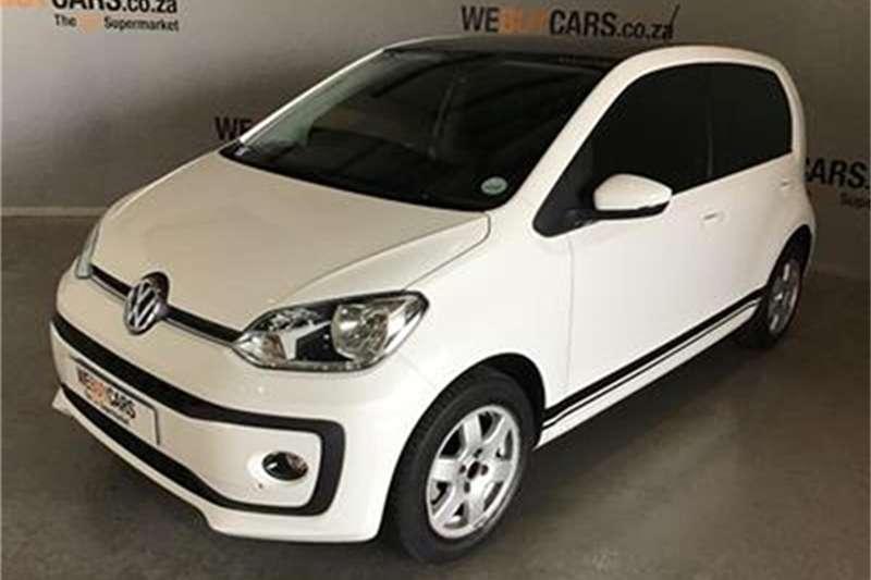 VW up! move up! 5-door 1.0 2019