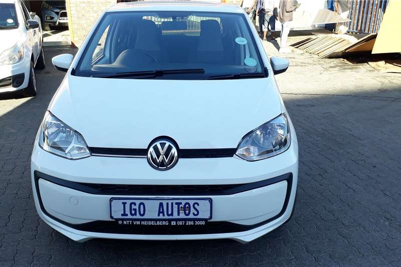 VW Up! move5 door 1.0 2017