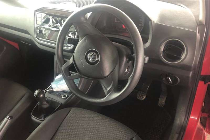 Used 2017 VW Up! Take  1.0