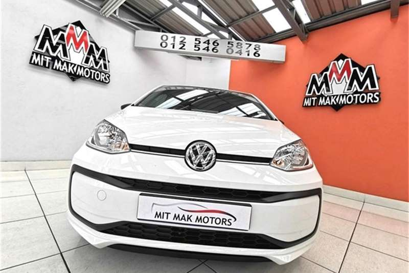 VW Up! take  5 door 1.0 2018