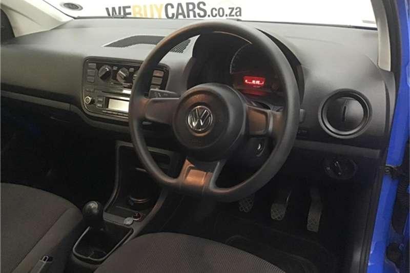 VW up! Take up! 1.0 2016