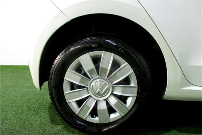 VW up! take up! 5-door 1.0 2018