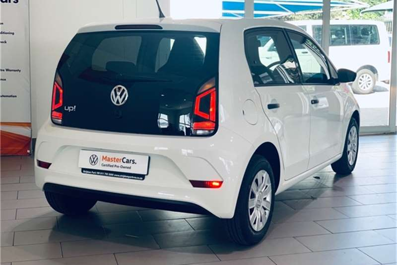VW up! take up! 5-door 1.0 2019