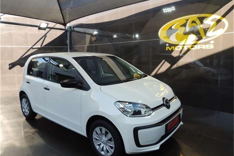 2019 VW up! take up! 5-door 1.0
