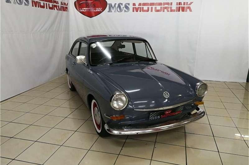 VW VARIANT TYPE 3 FASTBACK 1600 1967