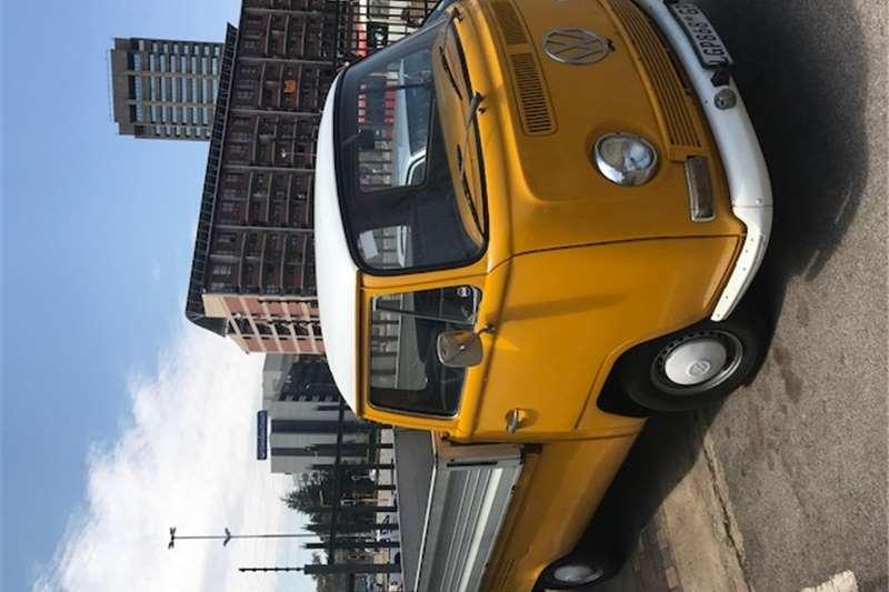 VW Volkiesbus 1968