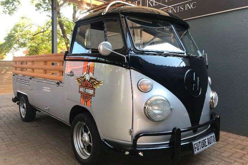 VW Volkiesbus Brazilian Split Window 1974