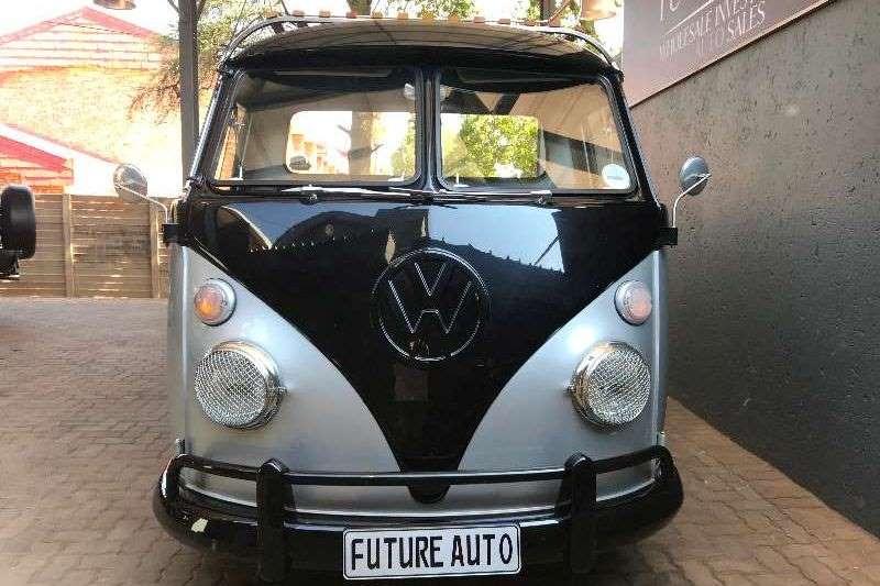 VW Volkiesbus Brazilian Split Window 1974