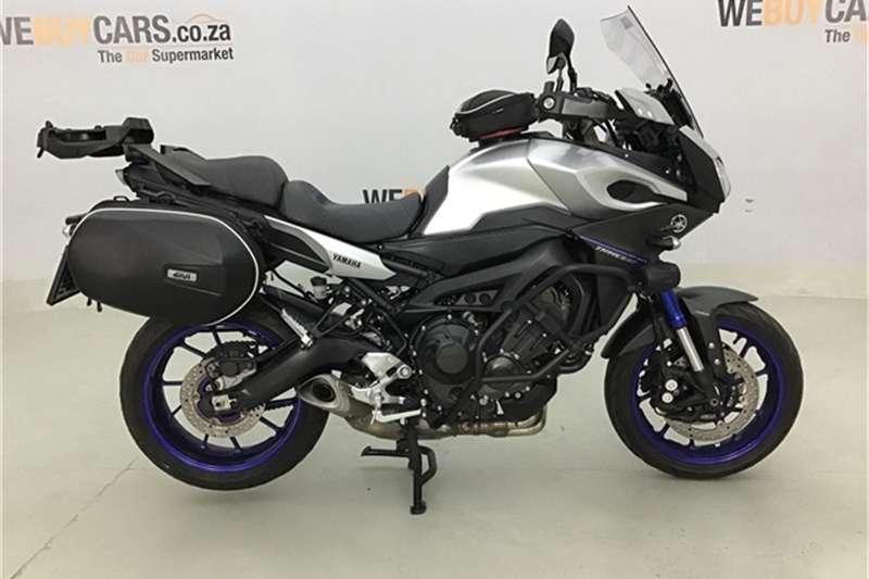Yamaha MT 2016