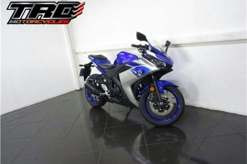 Yamaha R3 R3 2016