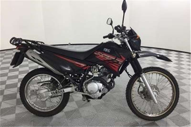 Yamaha XTZ 2014