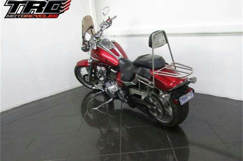Yamaha XV 1900 2008