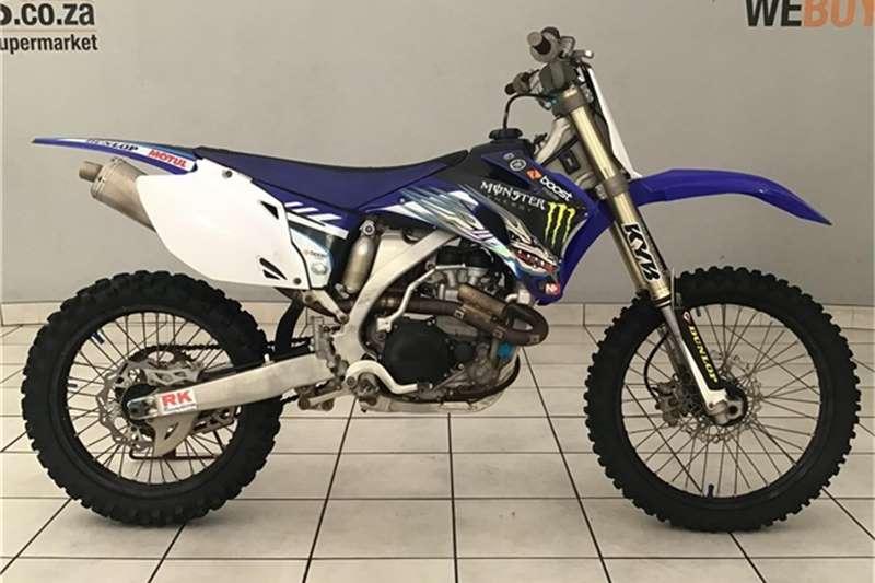 Yamaha YFZ 2010