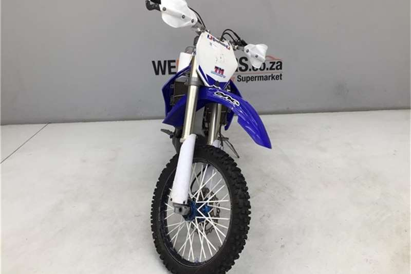 Yamaha YZ 2006