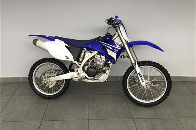 Yamaha YZ 2008