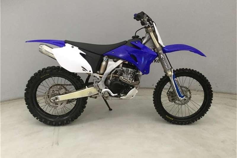 Yamaha YZ 2009