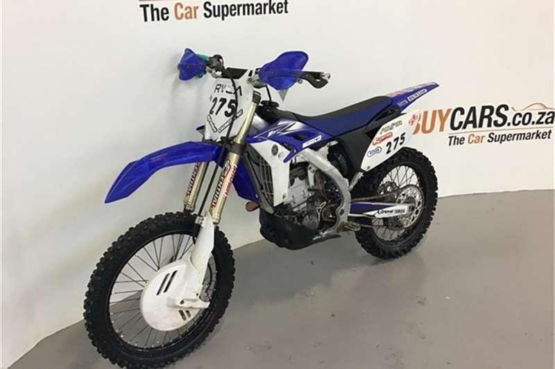 Yamaha YZ 2012