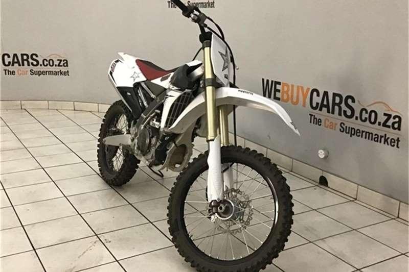 Yamaha YZ 2014