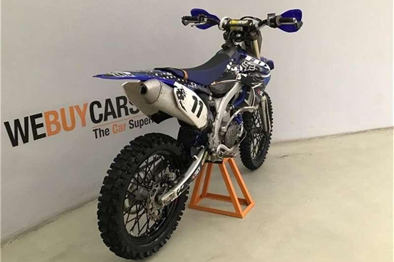 Yamaha YZ 2015