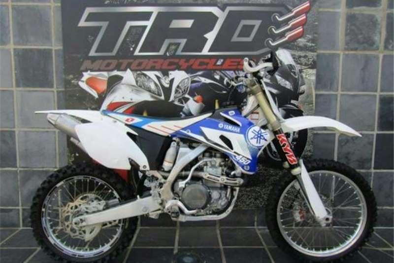 Yamaha YZ 450 2007