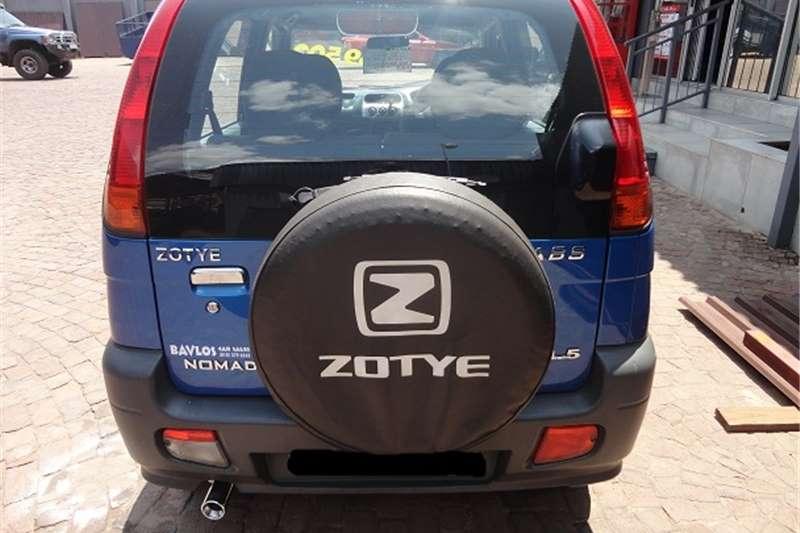 Zotye Nomad 1.5 2012