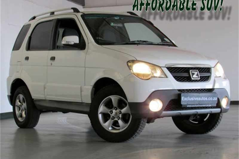 Zotye Nomad Hunter 1.5 2012