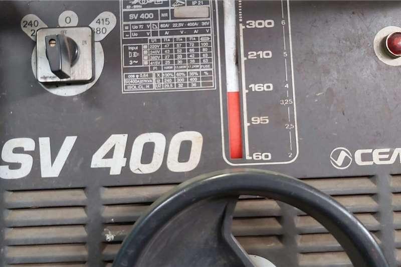 400 Amp Welder